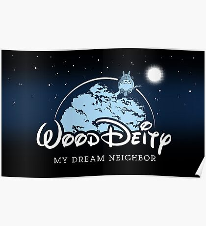 My Dream Neighbor Poster