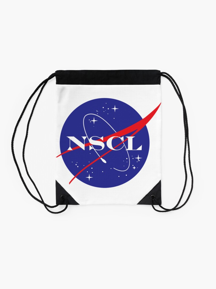 Alternate view of 2020 NSCL Stickers, Mugs, etc! Drawstring Bag
