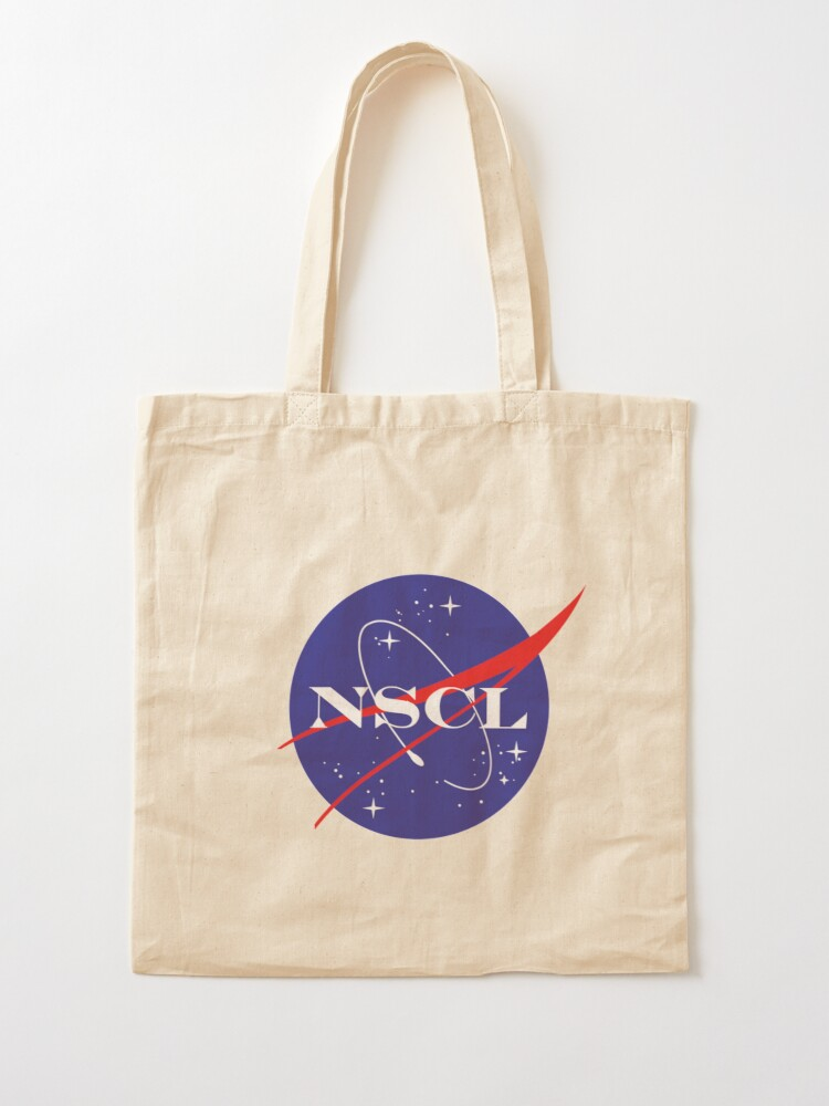 Alternate view of 2020 NSCL Stickers, Mugs, etc! Tote Bag