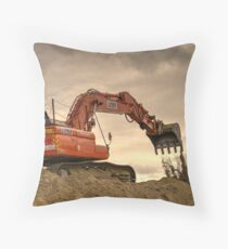 Can u dig it .?  Throw Pillow