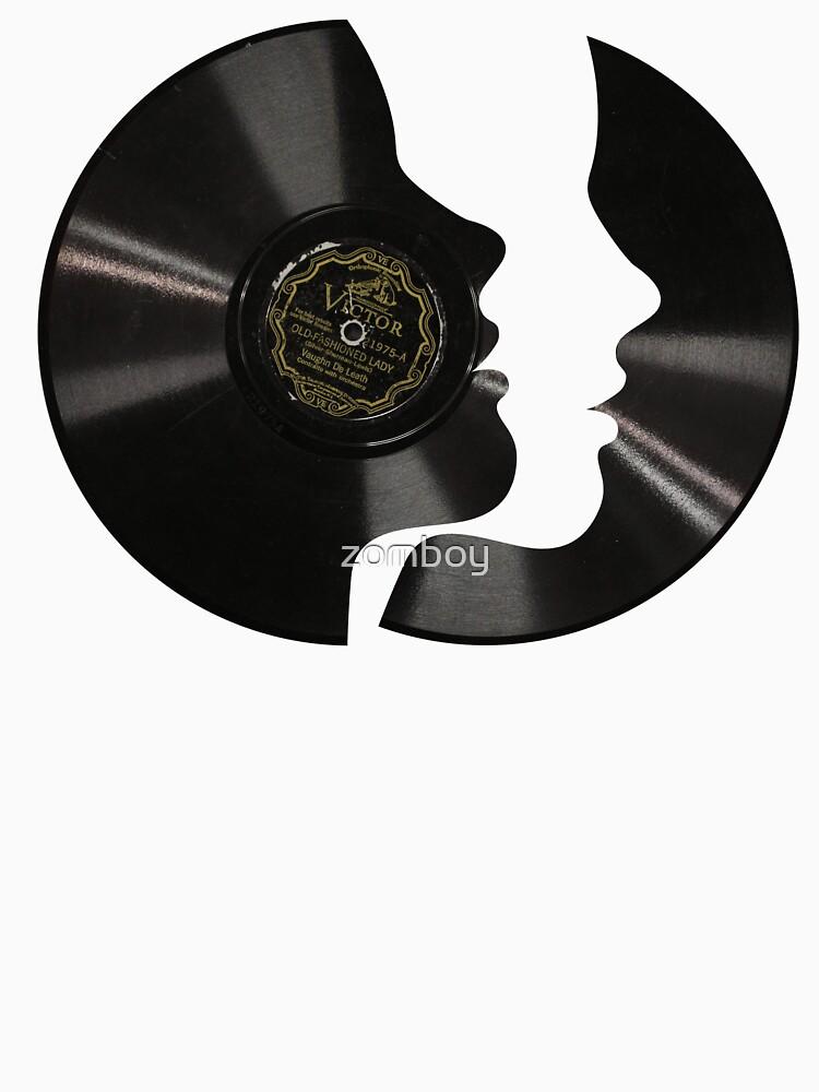 Vinyl Profile | Unisex T-Shirt