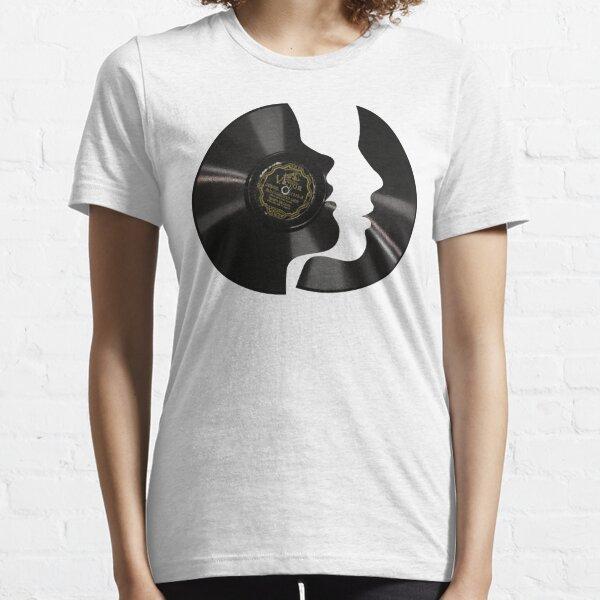 Vinyl Profile Essential T-Shirt
