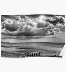 Winchelsea Beach Poster