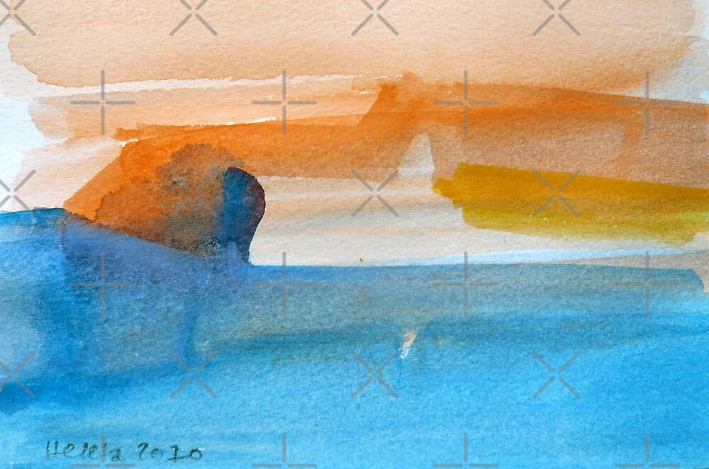 Water and Sun by Hekla Hekla