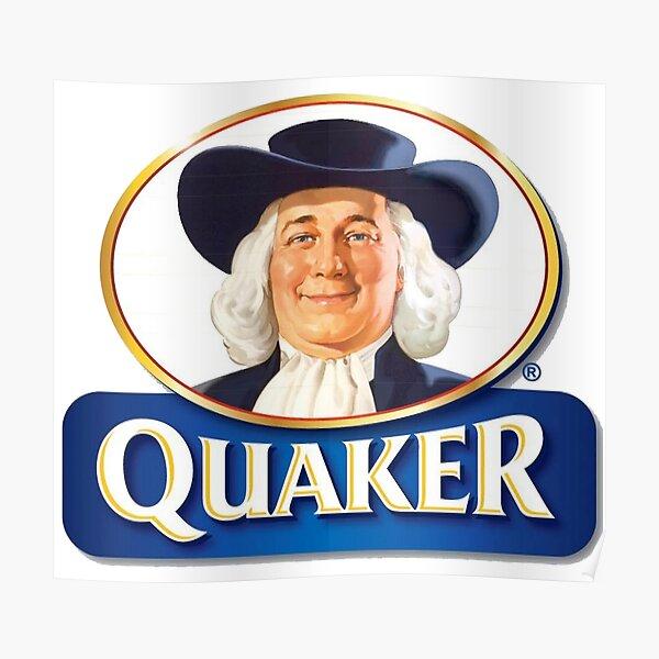 Quaker Posters Redbubble