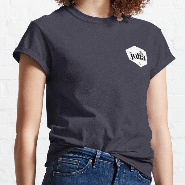 Julia Hex Logo Classic T-Shirt