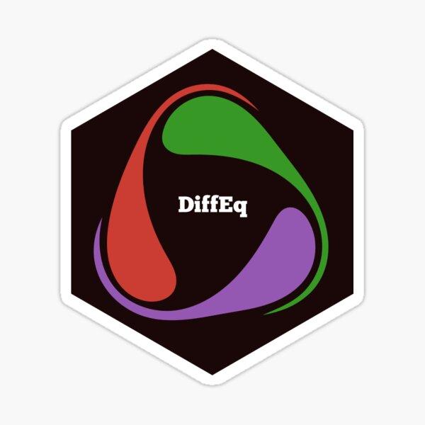 SciML Logo Sticker