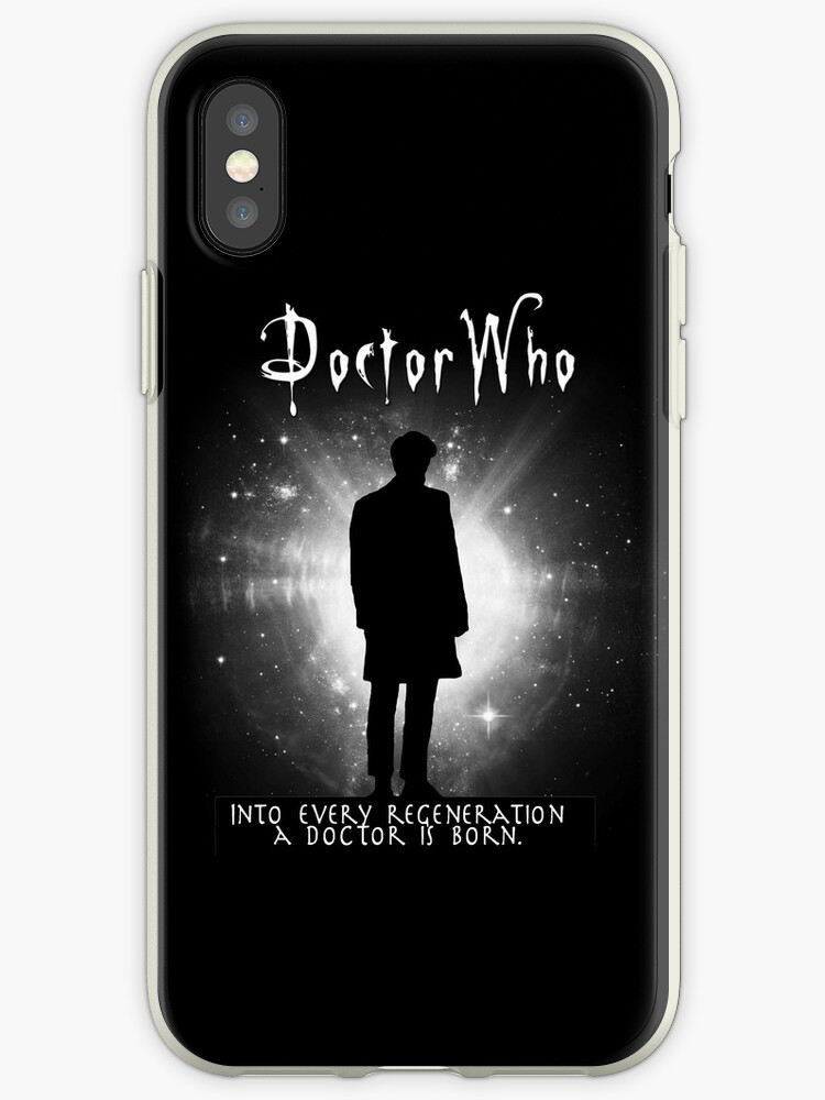 Into every regeneration a Doctor is born by indendio