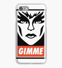 Gimme Pizzazz iPhone Case/Skin