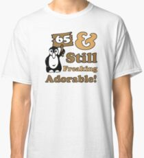 Cute 65th Birthday Gift For Women Classic T-Shirt