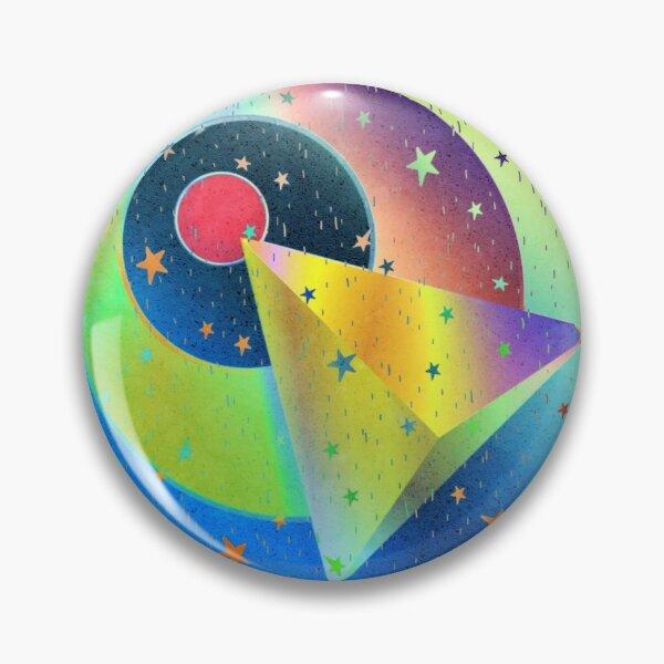 Vulcan IDIC Pop Art II - Light Pin