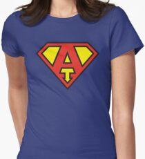 Super Initials Tee - A Women's Fitted T-Shirt