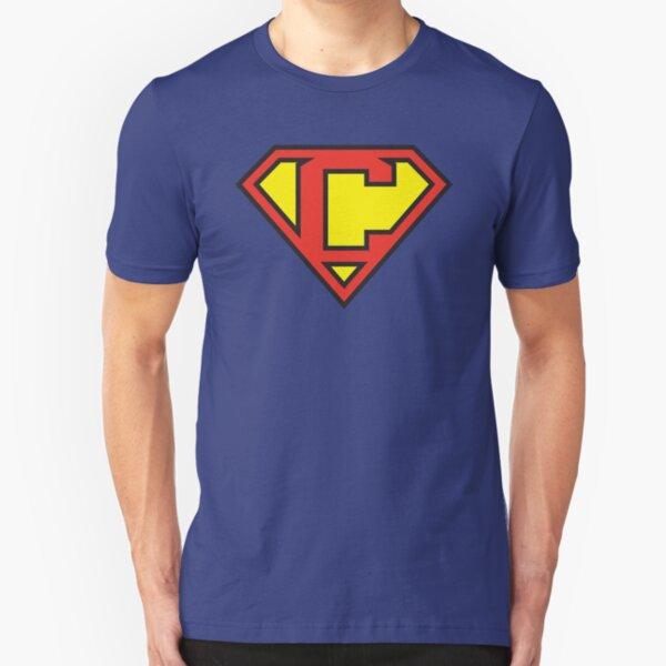 Super Initials Tee - C Slim Fit T-Shirt
