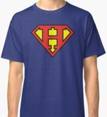 Super Initials Tee - H Classic T-Shirt