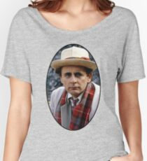 Sylvester McCoy (7th Doctor) Women's Relaxed Fit T-Shirt