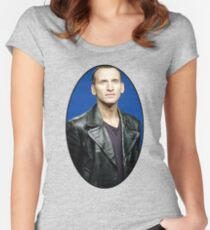 Christoper Eccleston Women's Fitted Scoop T-Shirt