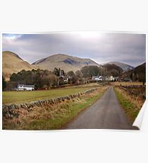 Durisdeer and the Lowther Hills Poster