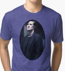 Matt Smith (11th Doctor) Tri-blend T-Shirt