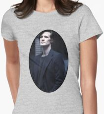 Matt Smith (11th Doctor) Women's Fitted T-Shirt