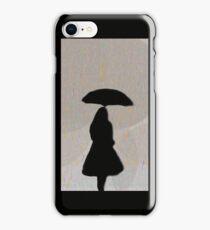 Raining colours iPhone Case/Skin
