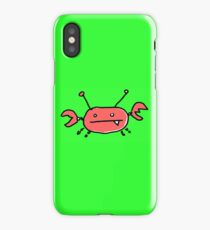 Crabby iPhone cover iPhone Case/Skin