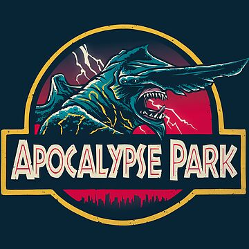 Apocalypse Park von victorsbeard