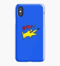 Ruf poinky dawg i phone case iPhone Case/Skin