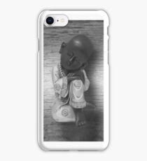 。◕‿◕。  LITTLE MONK IPHONE CASE 。◕‿◕。  iPhone Case/Skin