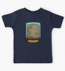 The Face of Boe Kids Tee