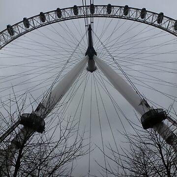 London Eye by brightmanite