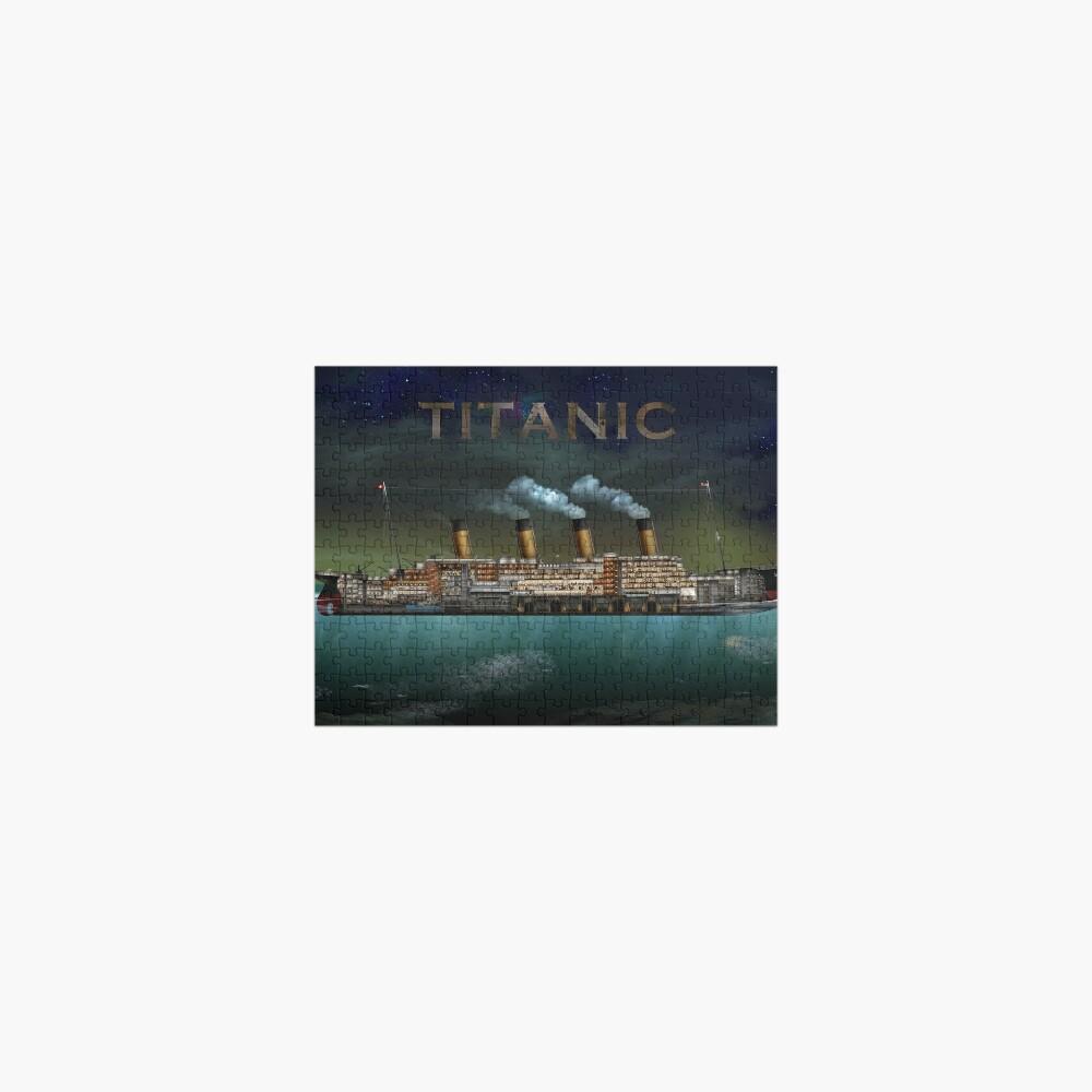 The Titanic Jigsaw Puzzle