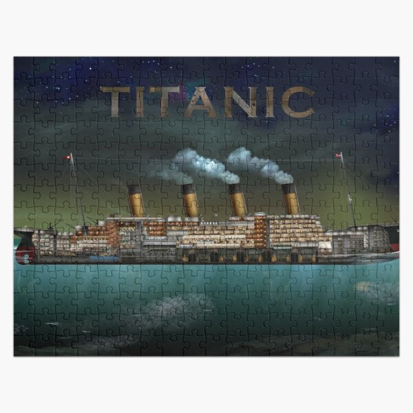 The Titanic Jigsaw Puzzle