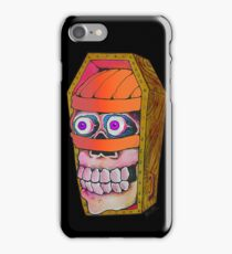 Mummy Casket iPhone Case/Skin