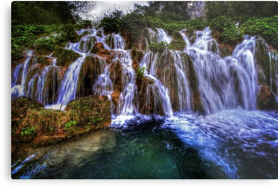 Plitvice Lakes by Robyn Carter