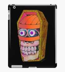Mummy Casket iPad Case/Skin