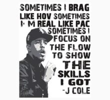 J Cole - Born Sinner | Unisex T-Shirt