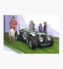 Jacobsen MG Magnette Special Photographic Print