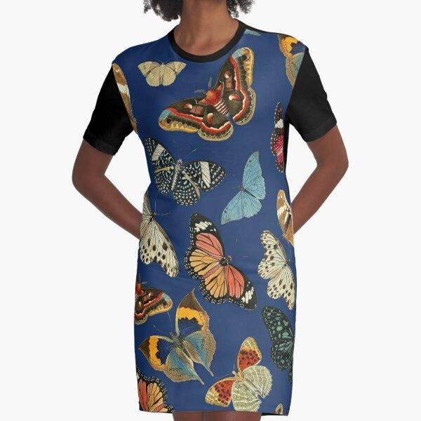 BORBOLETAS Graphic T-Shirt Dress