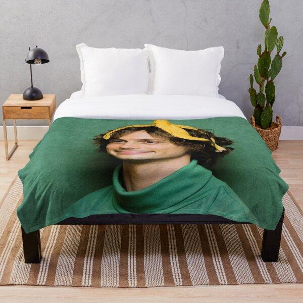mathew gray gubler Throw Blanket