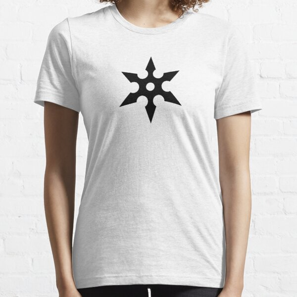 Ninja Shuriken Essential T-Shirt
