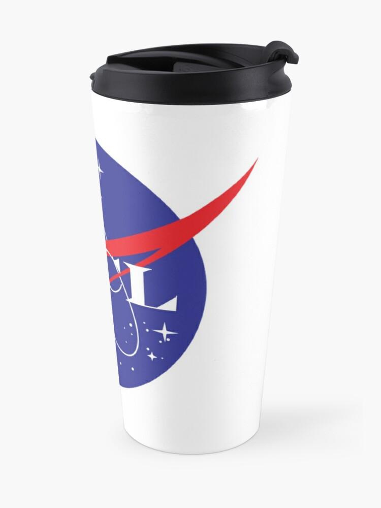 Alternate view of 2020 NSCL Stickers, Mugs, etc! Travel Mug