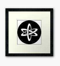 Science Ideology Framed Print