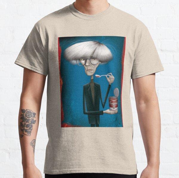 Andy Warhol Classic T-Shirt
