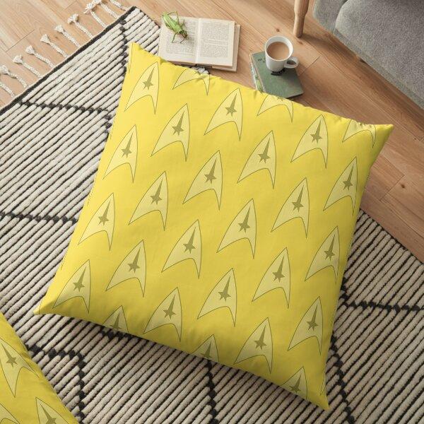 Command Yellow Floor Pillow