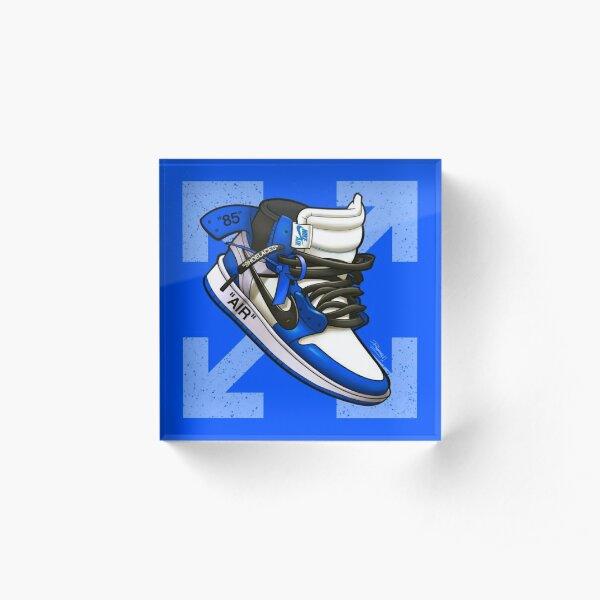 Sneaker Acrylic Block