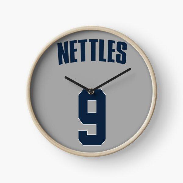 Graig Nettles Clock
