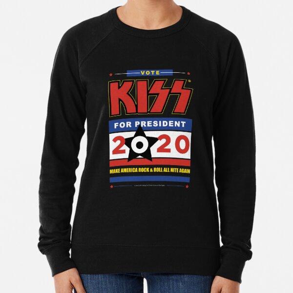 KISS for President Lightweight Sweatshirt