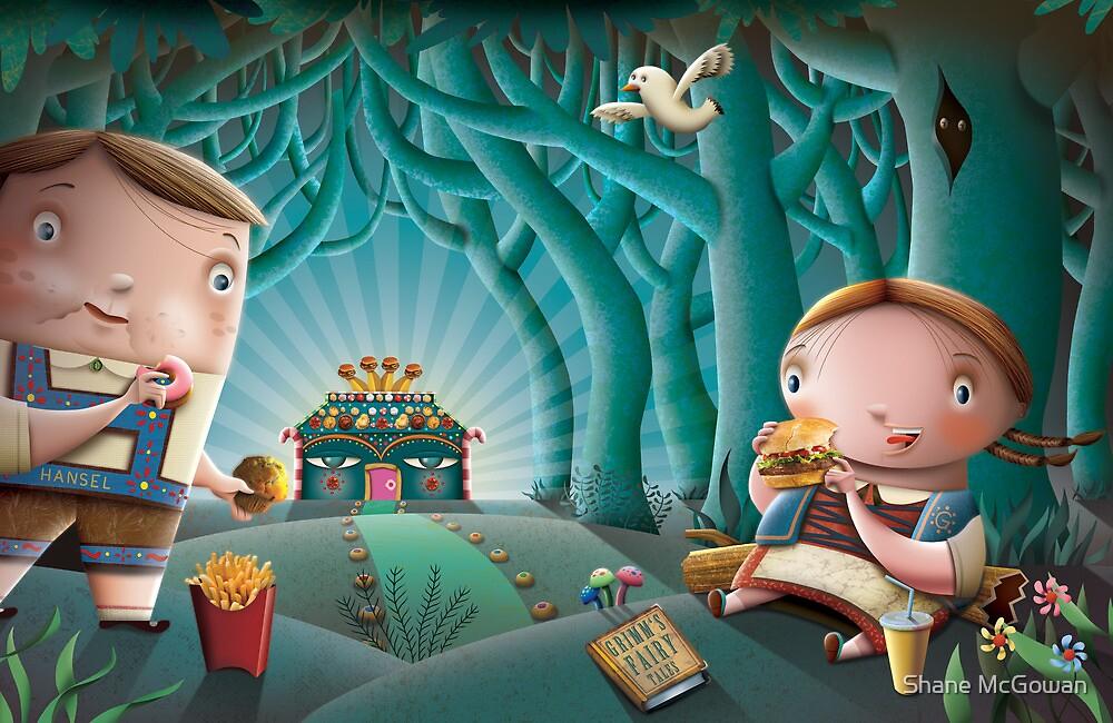 Hansel and Gretal by Shane McGowan