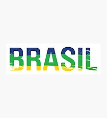 Brasil Photographic Print