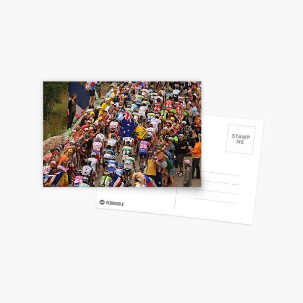 Alpe d'Huez Postcard